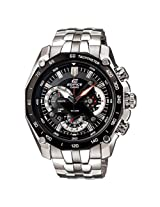 Casio Edifice Chronograph EF-550D-1AVDF (ED390) Watch - For Men