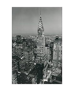 ARTOPWEB Wandbild Henri Silberman Chrysler Building 175x115 cm