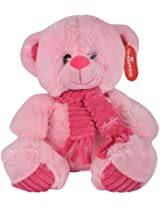 Archies Bear with Scarf (Pink)