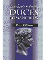 Duces Romanorum: Teachers Notes (Wpc Classics)