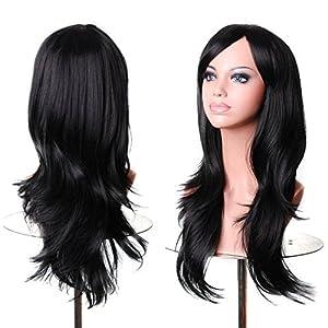 "COSPLAY INSHOP 28 "" Hair Cosplay Wig Black"