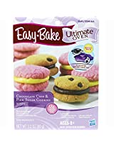 Easy Bake Ultimate Oven Chocolate Chip & Sugar Cookies Refill Pack, Pink