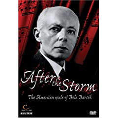 DVD After the Storm: American Exile of Bela BartokのAmazonの商品頁を開く