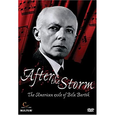 輸入盤DVD ドキュメント After the Storm:American Exile of Bela BartokのAmazonの商品頁を開く