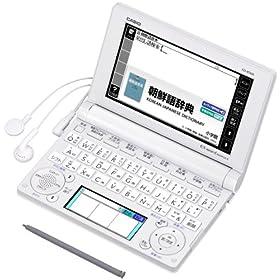 CASIO Ex-word 電子辞書 韓国語モデル XD-B7600