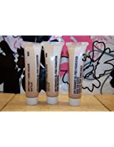 Lot Of 3 Tubes ~ Mary Kay Day Radiance Oil Free Foundation Bittersweet Bronze Travel Size