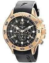 Nautica Men's N18523G NST Stainless Steel Dress Watch