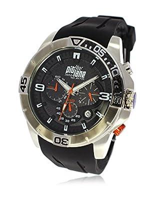 Pit Lane Reloj Pl-1009-3_50 mm Negro