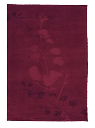 Calvin Klein Rugs Handcrafted (Red)