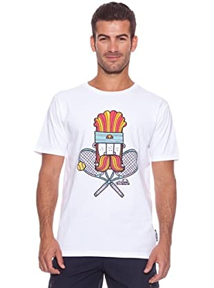 Ellesse Camiseta Hrtg Allan Deas (Blanco)