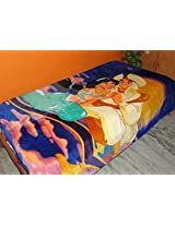 Furnishing Emporium's Supersoft Kids Single Bed Blanket.