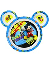 Disney Baby Mickey Mouse Sectioned Plate