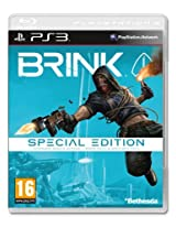Brink Special Edition Game PS3 (UK IMPORT)