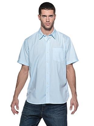 Timberland Camisa Pelham (Celeste)