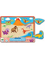 The Learning Journey My First Lift & Learn Dino Puzzle