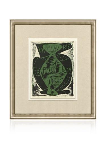 Pablo Picasso Vallauris Exposition, 1959, 16