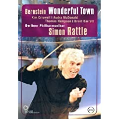 Bernstein - Wonderful Town [DVD]