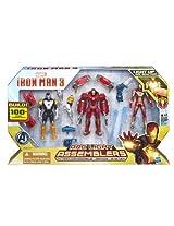 Iron Man Assemblers Kit, 3-Pack