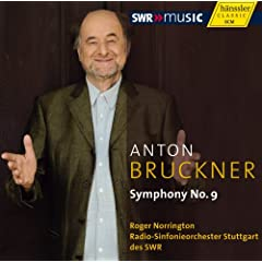 ubNi[ : 9jZ WAB109 (1894NT) (Anton Bruckner : Symphony No. 9 / Roger Norrington, Radio-Sinfonieorchester Stuttgart des SWR) [A]