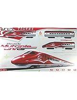 Rvold Tiger Metro Bullet Train Set