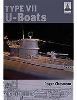 Type VII U-Boats (ShipCraft)