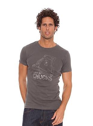 Converse Camiseta T-Nes (Antracita)