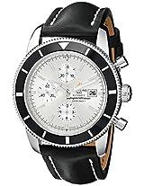 Breitling Men's BTA1332024-G698BKLT Breilting Analog Display Swiss Automatic Black Watch
