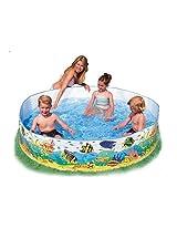 Intex Ocean Reef Snapset Pool, Multi Color (6 feet x 15 inch)