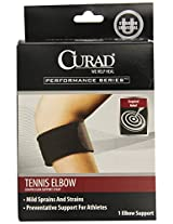 Curad Tennis Elbow Compression Support Strap