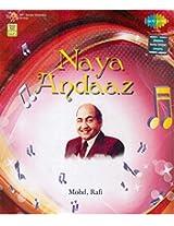 NAYA ANDAAZ - MOHD RAFI - MP3 CD
