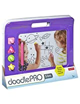 Fisher Price Chh58 Doodle Pro Large Assortment , White