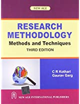 Research Methodology: Methods and Techniques