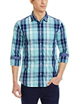 Celio Men's Cotton Casual Shirt