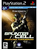 UATasin: Splinter Cell: Pandora Tomorrow (PS2)