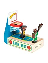 Melissa & Doug Basketball Bank