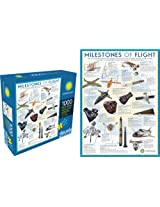 Aquarius Smithsonian - Milestones of Flight Puzzle
