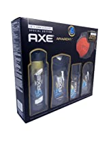 Axe Anarchy 5 Piece Gift Set - Case Pack of 2