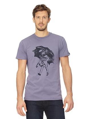 ANALOG Camiseta Rain Drop (Lila)