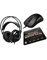 SteelSeries eSport Champions Gaming Gear Collection Headset