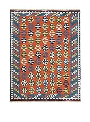 NAVAEI & CO. Teppich mehrfarbig 216 x 179 cm