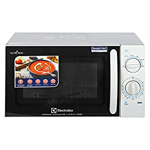 Electrolux S20M WW-CG Solo Microwave Oven