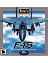 F-15 - Jewel Case (PC)