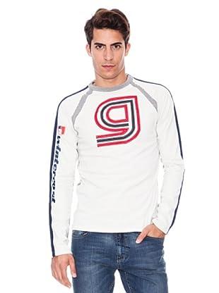Guru T-shirt Classic Urban (Blanco)