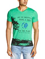 Urban Yoga Men's T-Shirt