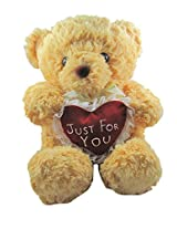 Tickles Stuffed Soft Plush Toy Kids Birthday Cute Just For You Teddy 25 cm