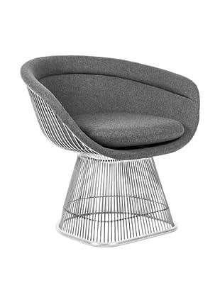 Stilnovo Pella Arm Chair, Darkish