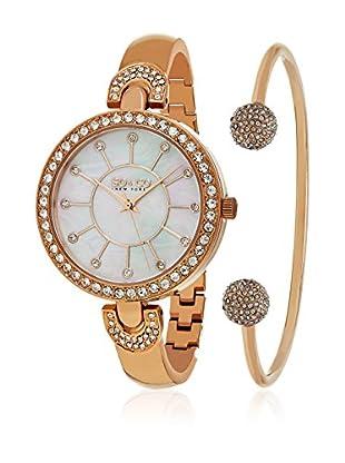 SO & CO New York Uhr mit japanischem Uhrwerk Woman GP16298 38 mm