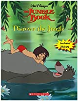 Scholastic - The Jungle Book With Stickers