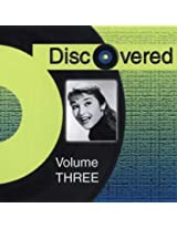 Discovered Volume 3