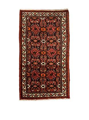 Navaei & Co Teppich Persian Zanjan braun/anthrazit/orange